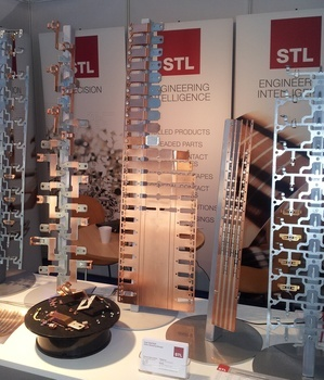 Metal contacts specialist sparks success at Subcon 2014